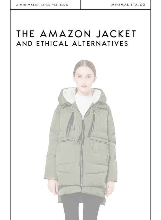 the amazon jacket